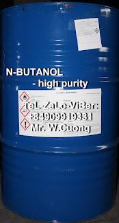 BUTANOL | n-Butanol | butyl alcohol