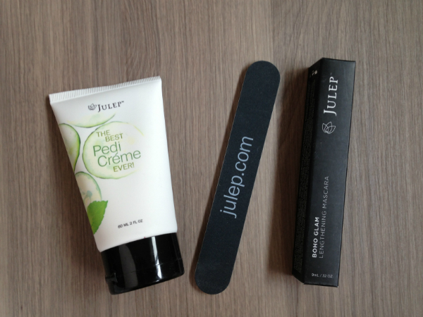 Julep Maven New Year's Eve Mystery Box - December 2012 Review