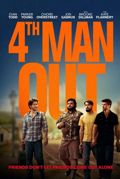 Film 4th Man Out 2016 Bioskop