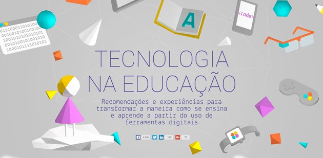 Conheça o especial Tecnologia na Educação e mais TIC no PORVIR!