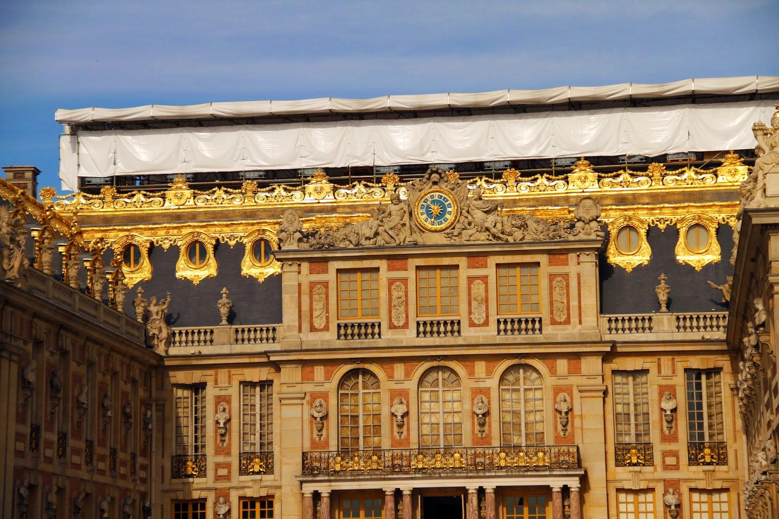 Большой Дворец Версаля