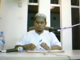 Ustaz Abdullah Zaik Abdul Rahman