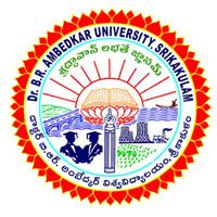 DR B.R. Ambedkar University Srikakulam Logo