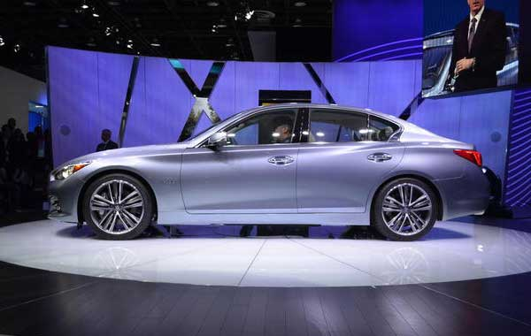 hotcarupdate 2014 infiniti q50 specification and price. Black Bedroom Furniture Sets. Home Design Ideas