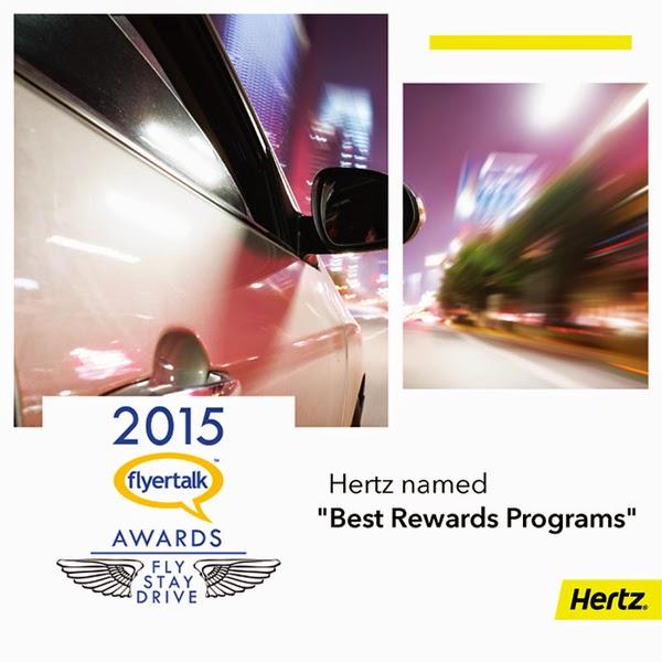 Who Has The Best Rental Car Rewards Program