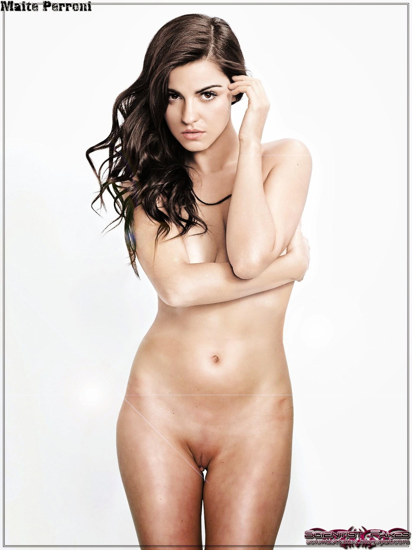 Famosas Meicanas Desnudas Maite Perroni Meico Nude