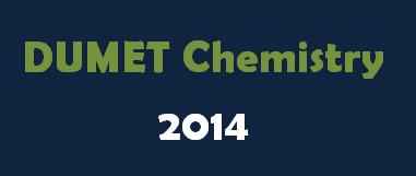 DUMET Chemistry Syllabus
