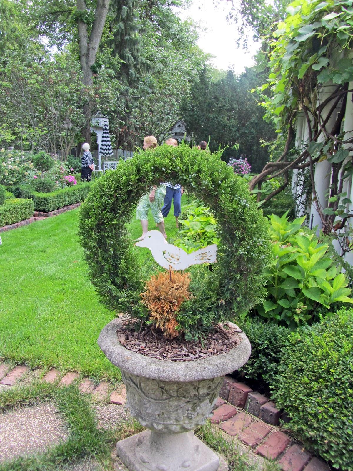 gatsbys gardens a tale of four gardens part one