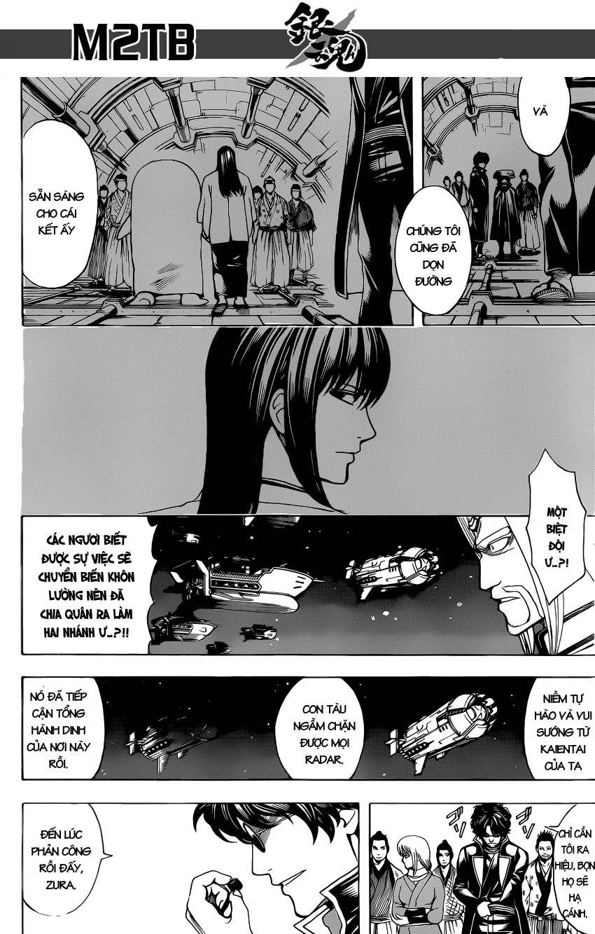 Gintama Chap 612 - Trang 10