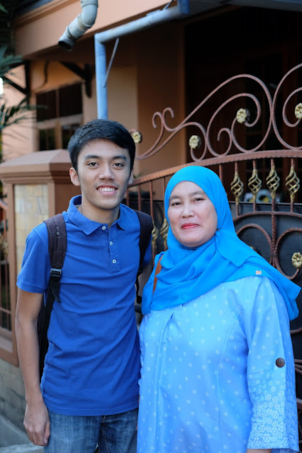 Graduation Trip Surprise Holiday for Mama to Singapore and Hong Kong