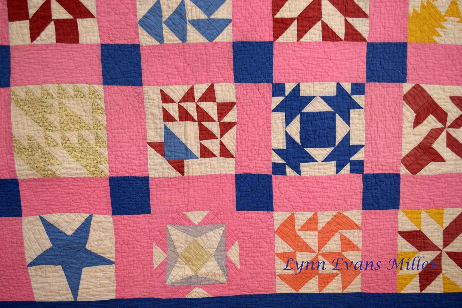 Quilts vintage and antique antique sampler quilt for What to do with an old quilt