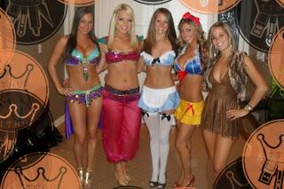 White Chicks Halloween Costume