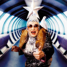 Verka Serduchka is from ukraine for the concert related to svechina veras film