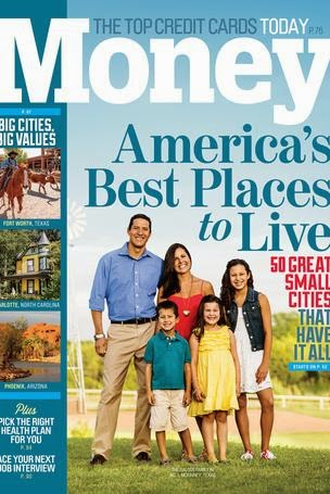 "Chapel Hill Ranks Among ""Best Places to Live in America"" from Money Magazine"