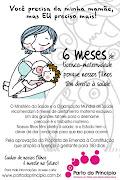 Licença-maternidade 6 meses