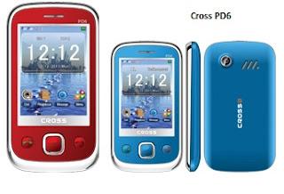 adalah desain cross pd 6 yang berbeda dengan cross pd8