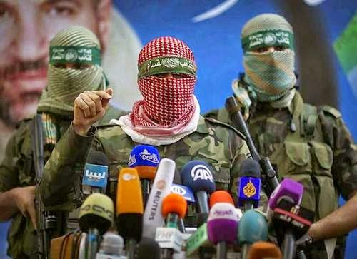 Hamas Kutuk Karikatur Charlie Hebdo