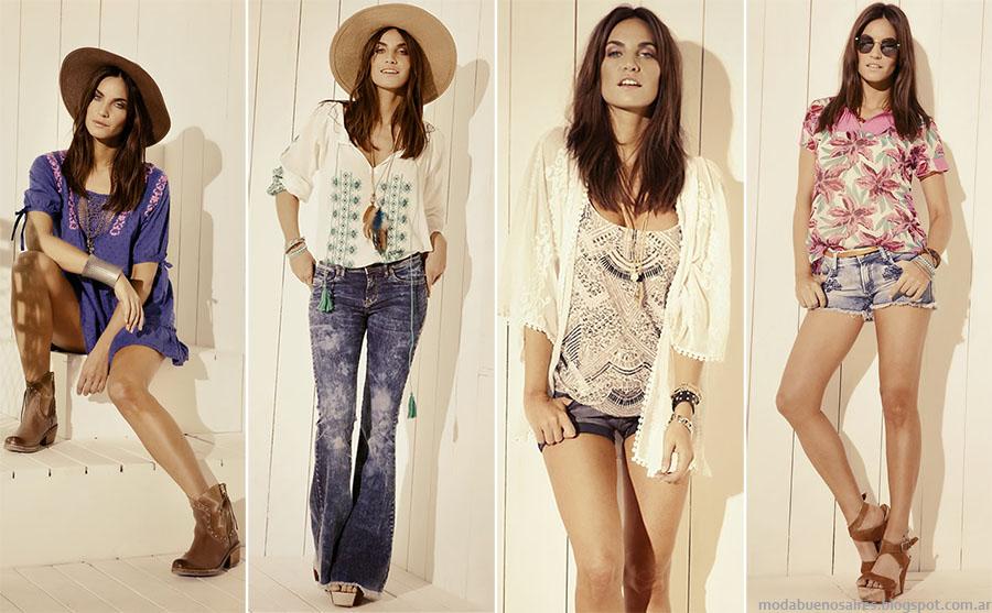 Moda 2015. Kevingston Mujer tendencias de moda verano 2015.