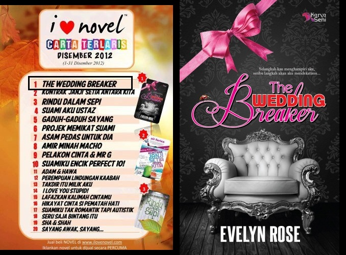 Review Novel The Wedding Breaker