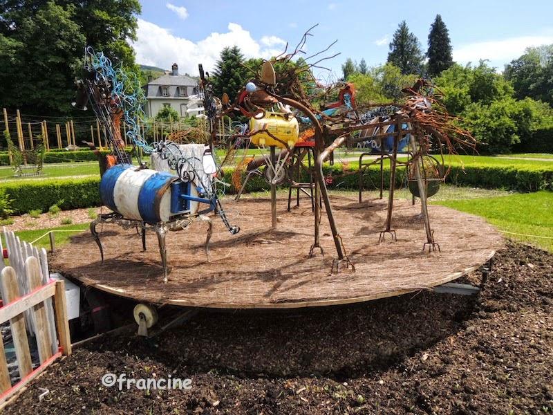 Festival des jardins m tiss s du 9 juin au 6 octobre 2013 for Jardin wesserling