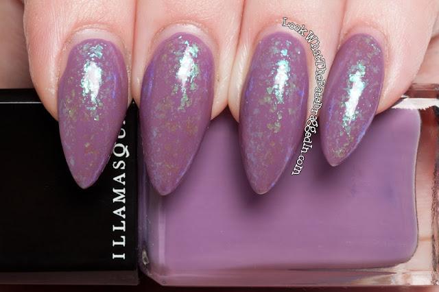 Illamasqua Velocity Nfu Oh #50 nail polish swatch