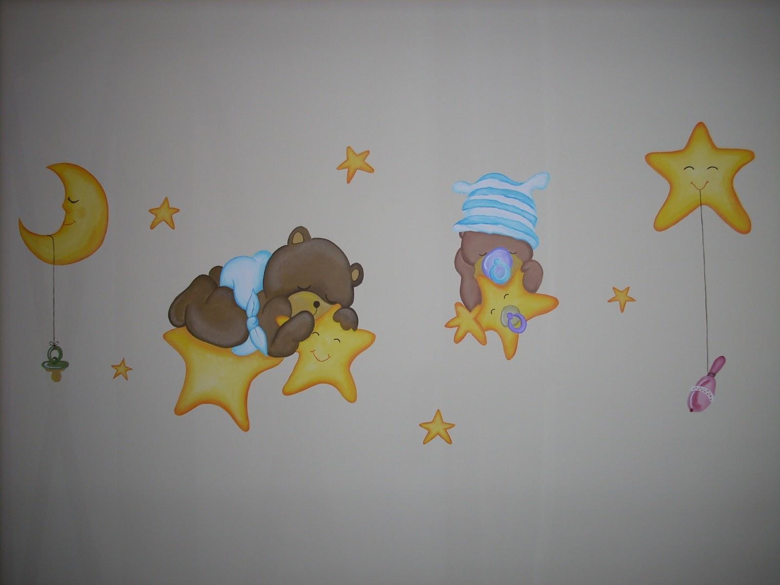 Motivos infantiles imagui for Murales infantiles