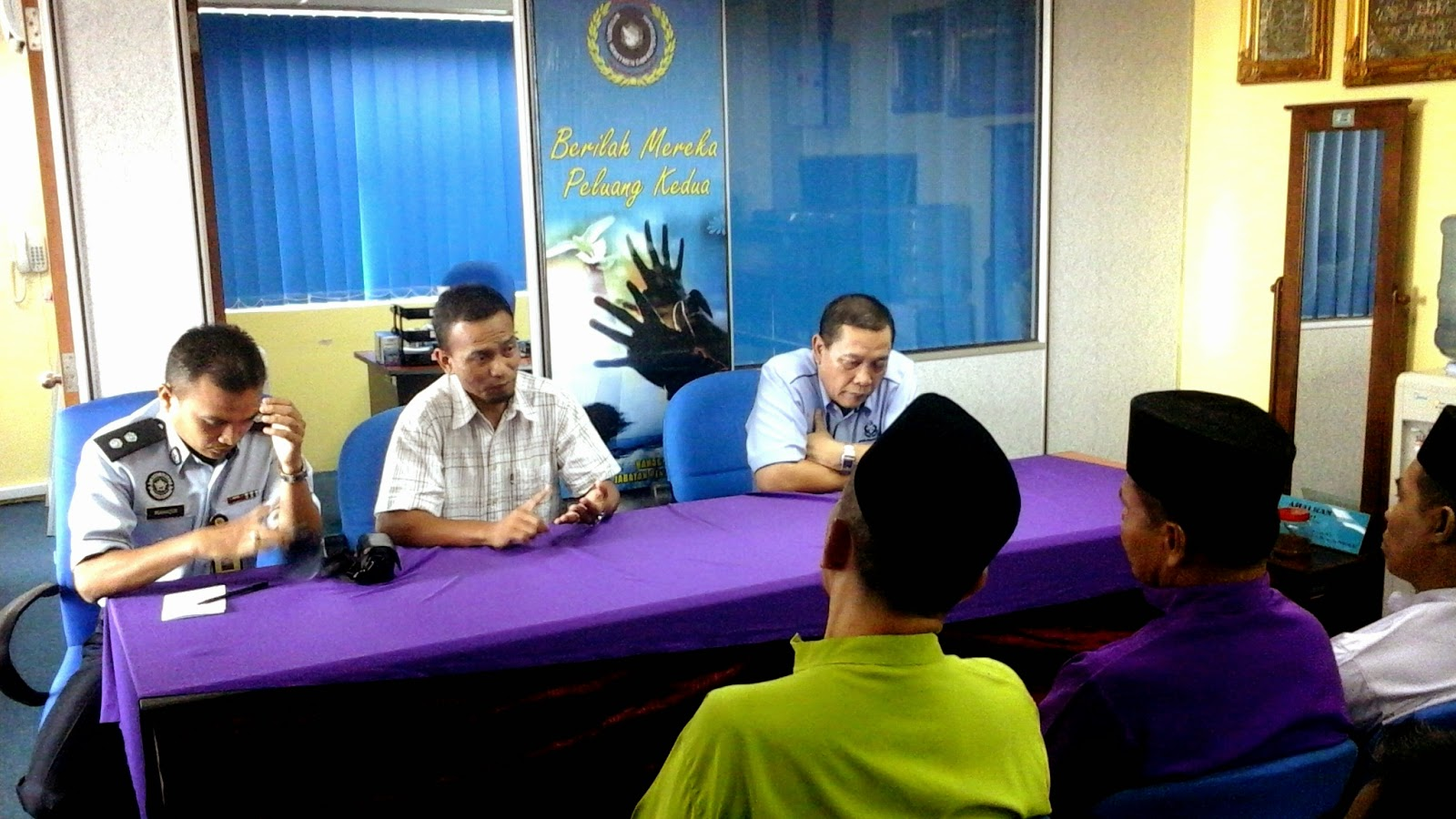 Pejabat Parol Daerah Cheras, Parol WPKL, Kuala Lumpur