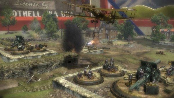 Askeri Savunma Oyunu