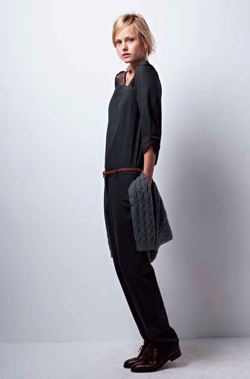 CHERCHEZ LA FEMME: Lookbook Ba&sh fall winter 2011-2012
