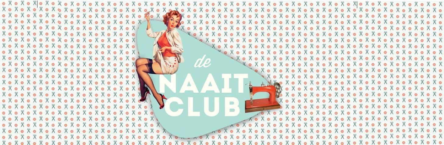 Ik ben lid van de 'naait'club