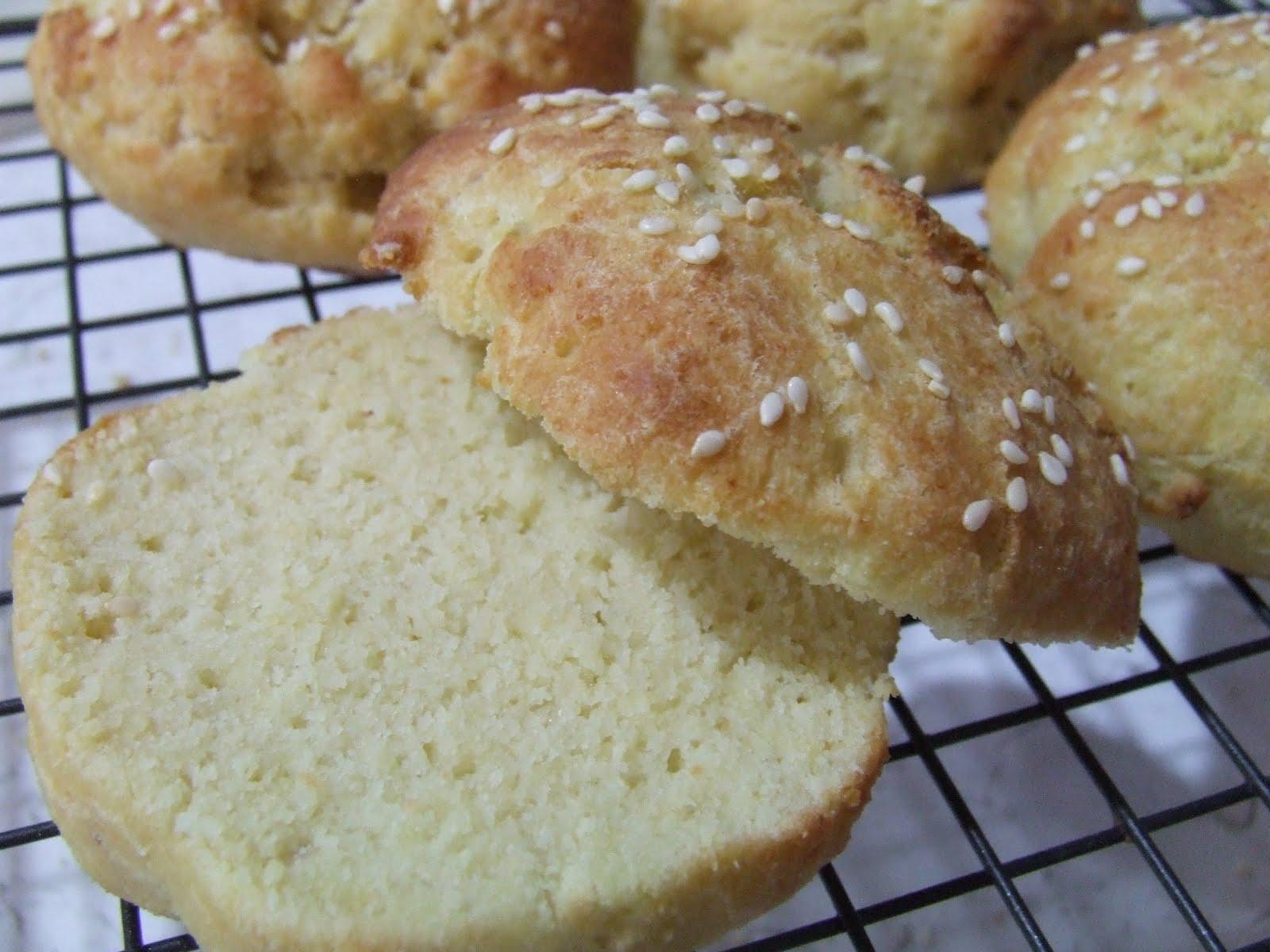 Gluten Free Hamburger Buns – Cassidy's Craveable Creations