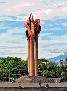 Tempat Dan ObjekWisata Monumen Bandung Lautan Api Di Bandung