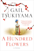 book cover of A Hundred Flowers by Gail Tsukiyama published by St Martins Press