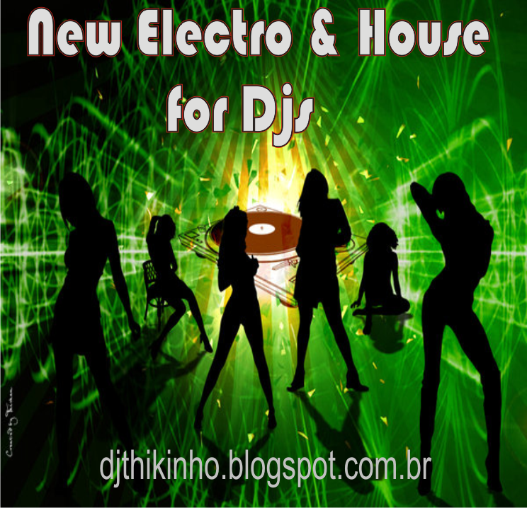 Dj thikinho so pankada new electro house for djs 09 for Alex kunnari lifter maison dragen remix
