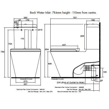 novelli oracle toilet installation instructions