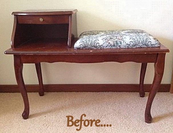 Antique Phone Desk Furniture - Antique Telephone Table With Seat Best 2000+ Antique Decor Ideas