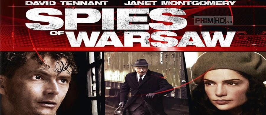 Phim Những Tên Gián Điệp Ở Warsaw (Phần 1) VietSub HD | Spies Of Warsaw (Part 1) 2013