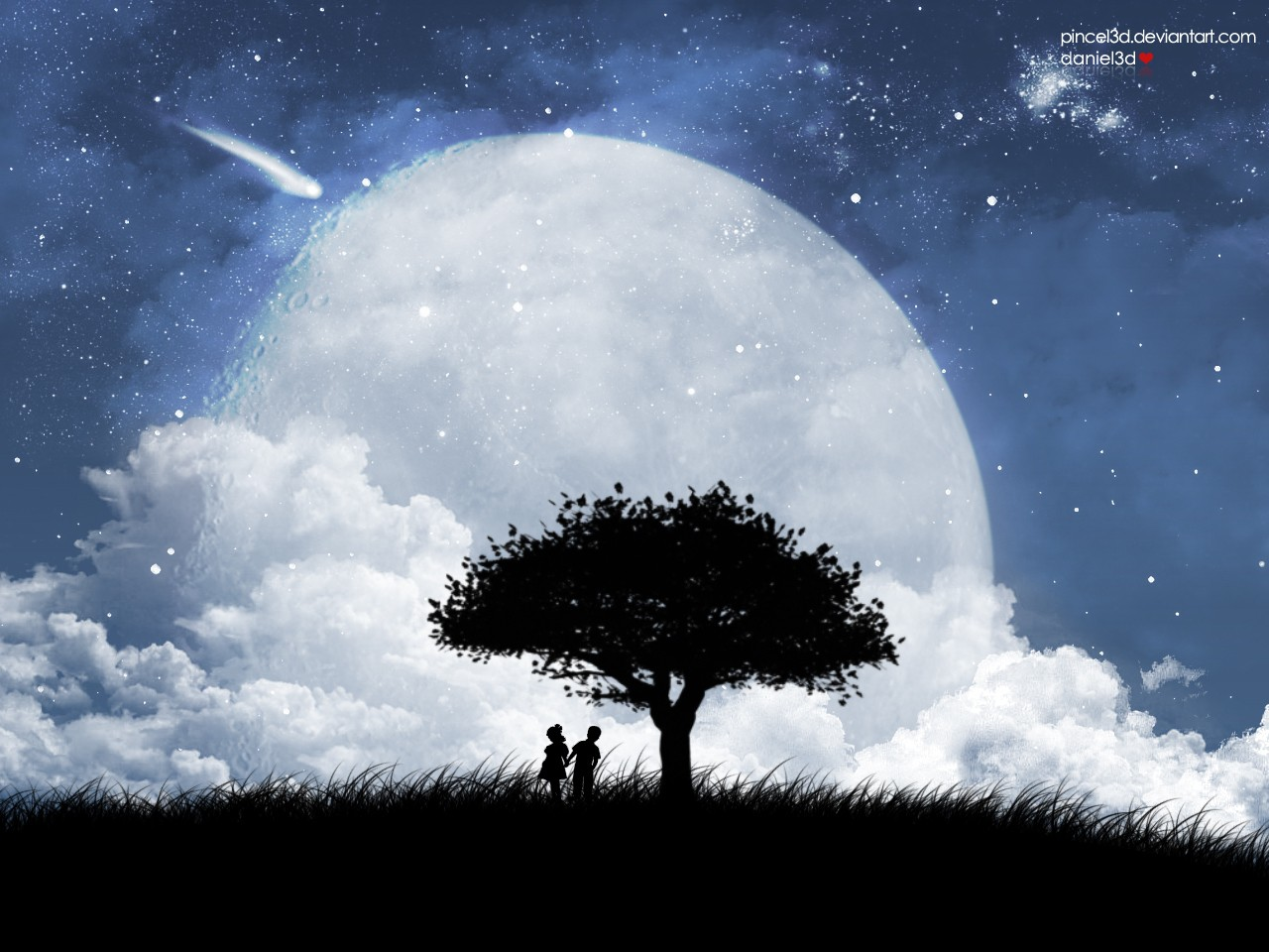 Good Night Sweet Dreams Wishes and Greetings HD Wallpapers ...