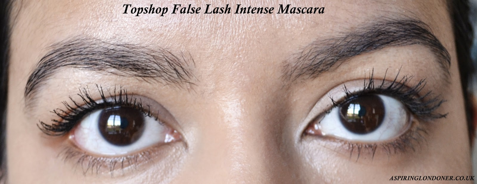 Topshop False Lash Intense Mascara Review & Swatch - Aspiring Londoner