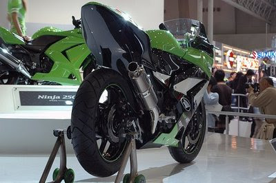 Picture of Modifikasi Ninja 250 Cc