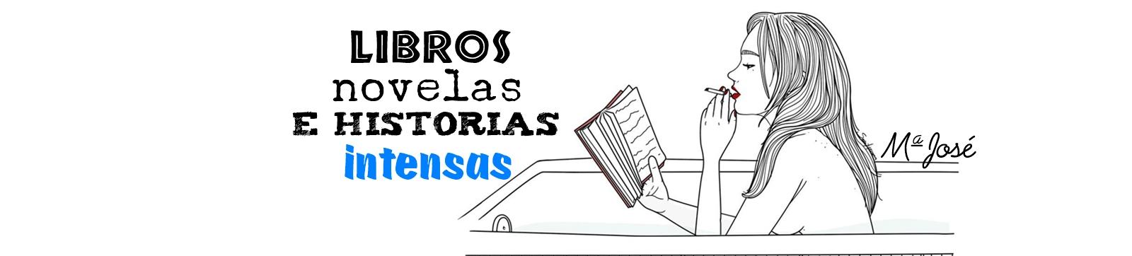 Libros, novelas e historias interesantes.
