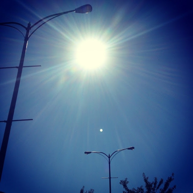 beautiful sunny day, sunshine, vancouver, sun
