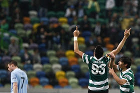 SPORTING VS MANCHESTER CITY 1-0