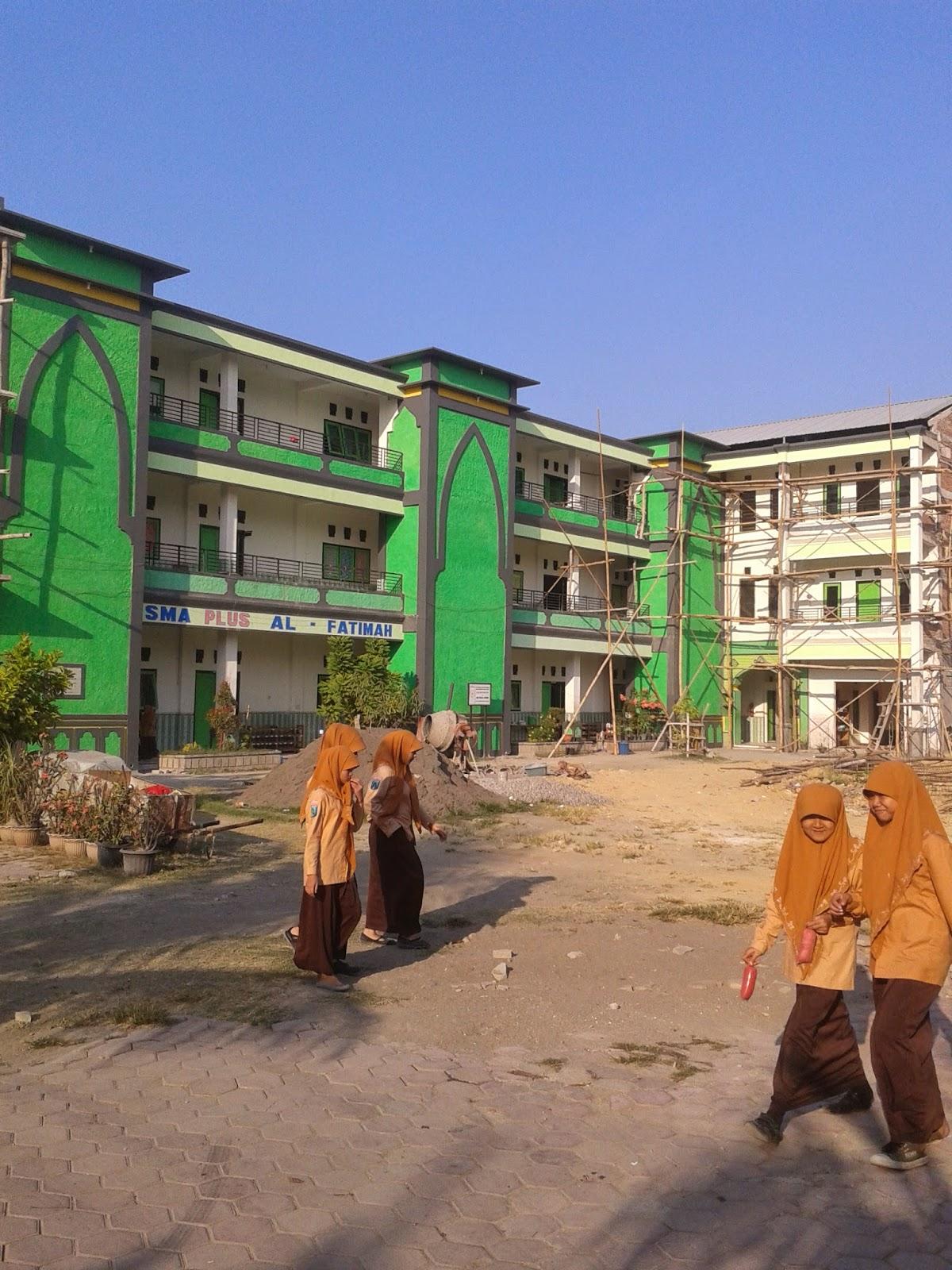Gedung Ponpes Al Fatimah