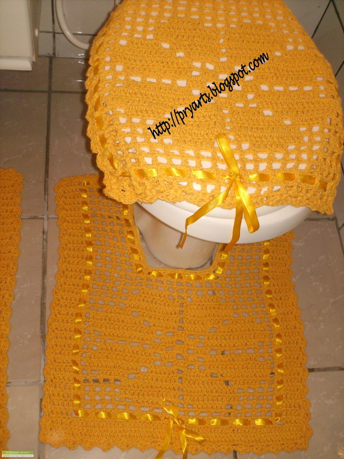 Jogo De Banheiro Amarelo Com Vermelho : Pry art s mais jogos de banheiro