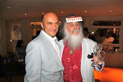ESTEBAN CAPDEVILA Y ARTURO PARDO. BOG ESTEBAN CAPDEVILA