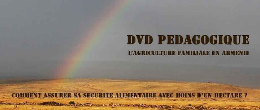 DVD pédagogique sur l'Agriculture familiale en Arménie