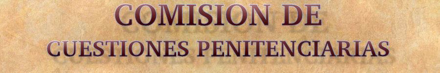 COMISION DE CUESTIONES PENITENCIARIAS