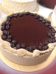 HAZELNUT COFEE CAKE