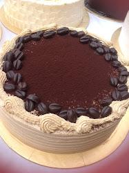 HAZELNUT COFEE CAKE